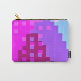 colorful city Carry-All Pouch