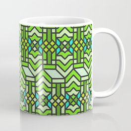 Op Art 122 Coffee Mug