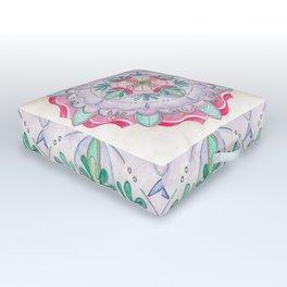 Mandala Primavera Outdoor Floor Cushion