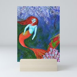 Sea Maid Mini Art Print