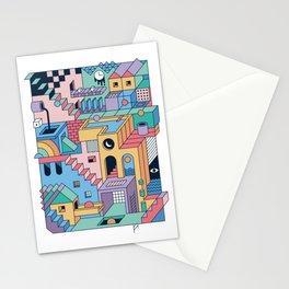 80's Escher Stationery Cards