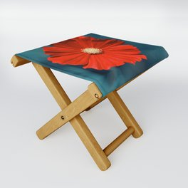 Cool Red Folding Stool