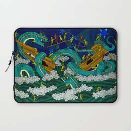 T'riath Tragedy Laptop Sleeve
