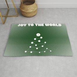 JOY TO THE WORLD Rug