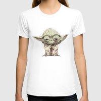 yoda T-shirts featuring Yoda by Seo Kim