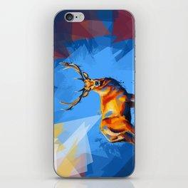 Deer in the Wilderness iPhone Skin