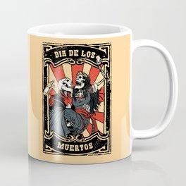 DÍA DE LOS MUERTOS COUPLE Coffee Mug