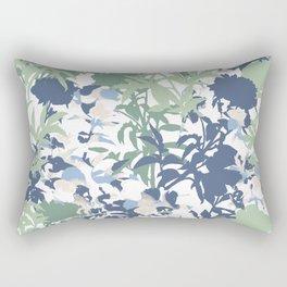 Future Garden Rectangular Pillow