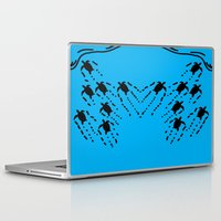 turtles Laptop & iPad Skins featuring Turtles!!! by designx79