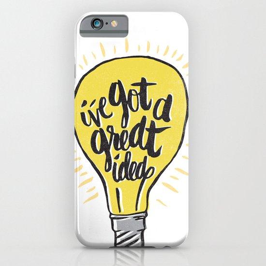 ...good idea. iPhone & iPod Case