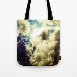 """Sun Watchers"" Tote Bag"
