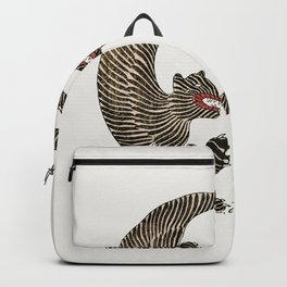 Japanese Tiger Backpack