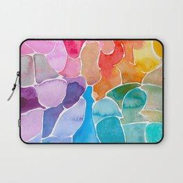 Rainbow glass Laptop Sleeve