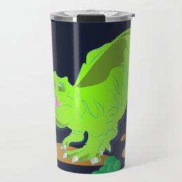 Dino - Bright Travel Mug