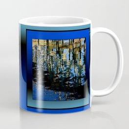 little lost grebe (square) Coffee Mug