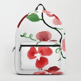 floral vines Backpack
