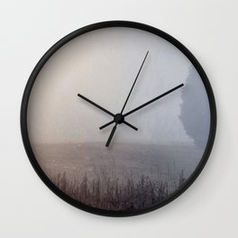 Lone Cedar Wall Clock