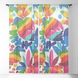 OTOMI Sheer Curtain