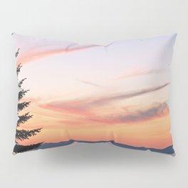 Tahoe Sunset Pillow Sham