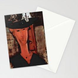 "Amedeo Modigliani ""Madame Pompadour"" Stationery Cards"