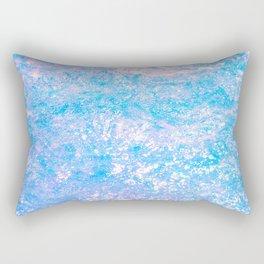 Opalescent Snake Skin Rectangular Pillow