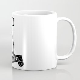 ODS Grinding Skeleton Coffee Mug