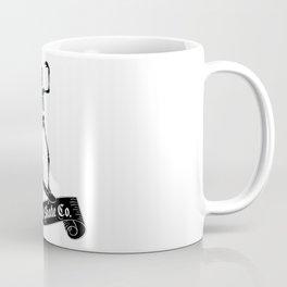 ODS Grinding Skeleton Coffee Mug