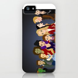 Once Family!  iPhone Case