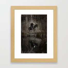 The Headless Horsemen Framed Art Print