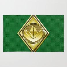 Green Ranger Rug