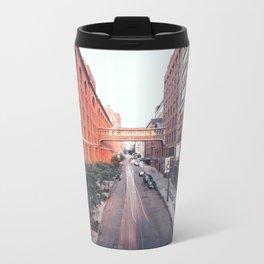 The Highline street Metal Travel Mug