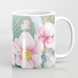 Flowers bouquet 68 Coffee Mug