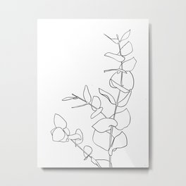 naturel Metal Print