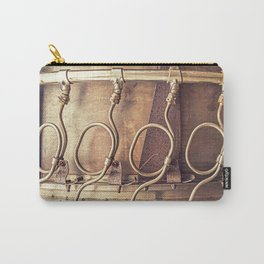 Coiled Lines Carry-All Pouch
