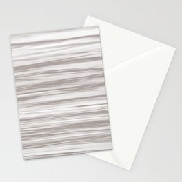 Grey Soft Focus Motion Watercolor Blend Stripes Rustoleum Satin Driftwood Stationery Cards
