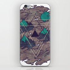 Amidst the Mist iPhone & iPod Skin