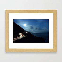 Cabrillo Nights Framed Art Print