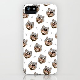Wolves Kills Jay 2 iPhone Case
