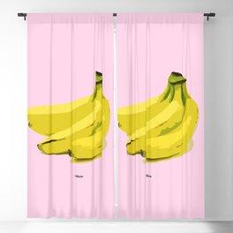 Bananas Blackout Curtain