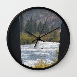 Sierra Stream Wall Clock