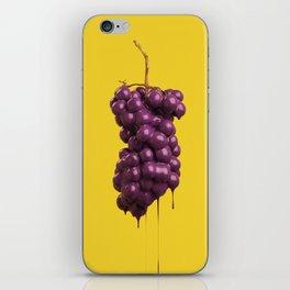 Wine Making iPhone Skin