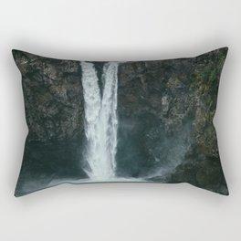Snoqualmie Falls Rectangular Pillow