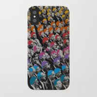 talking heads iPhone & iPod Cases featuring Heads by Canson City