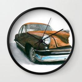 50 Kaiser #3 Wall Clock