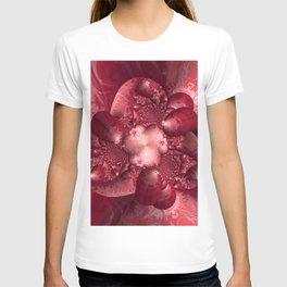 Silk and Satin T-shirt