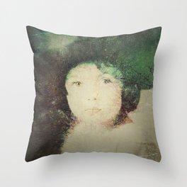 Childhood / Infancia Throw Pillow
