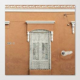 The Doors of Merida II Canvas Print