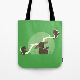 Teeter Totter Tote Bag