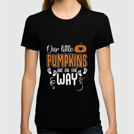 babies pregnancy halloween funny T-shirt