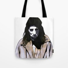 Street Schizo Tote Bag